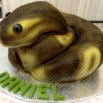 Pastel de Serpiente 🐍